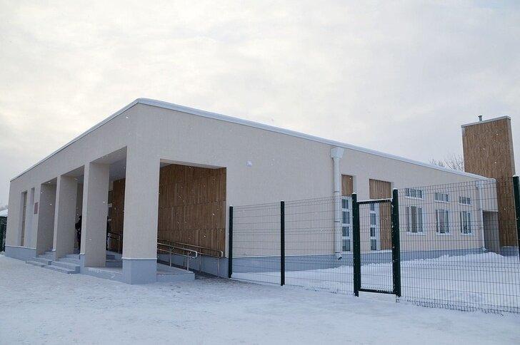 В Рязанской области открыли Дом культуры Хорошие, добрые, новости, россия, фоторепортаж
