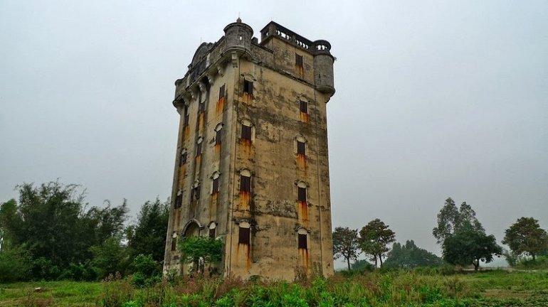 Diaolou03 Мой дом моя крепость