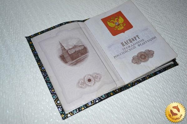 Паспорт своими руками цена 77