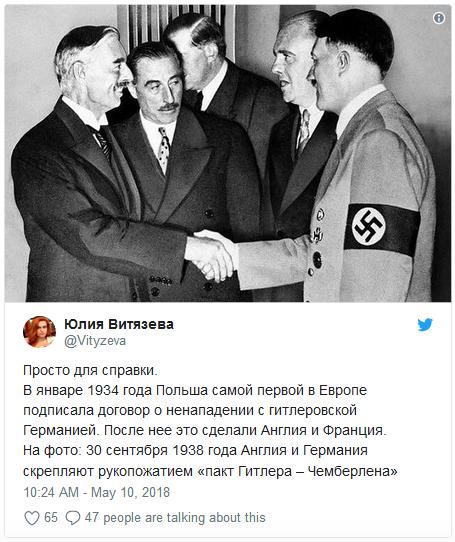 Вот сюда нужно тыкать носом каждого, кто заикнётся, что «Сталин с Гитлером развязали 2-ю мировую войну»