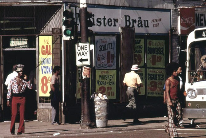 Америка в 1970-х годах: афроамериканская община Чикаго