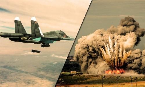 DEBKAfile: После срыва российско-израильских переговоров, российские ВКС начали воздушные атаки