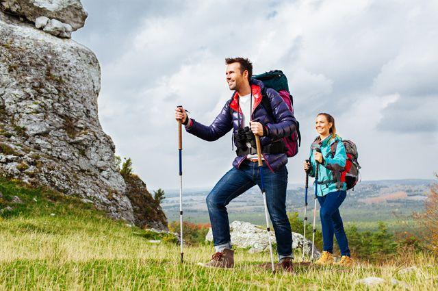 Всё дело в палках. Чем полезна скандинавская ходьба?