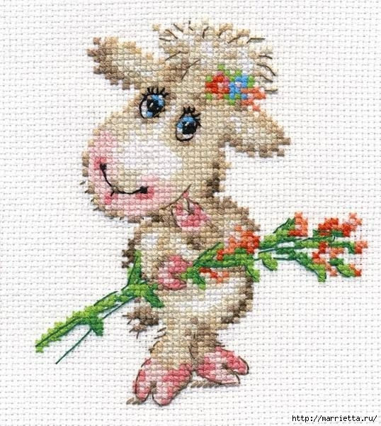 Барашки и Овечки (33) (538x600, 230Kb)