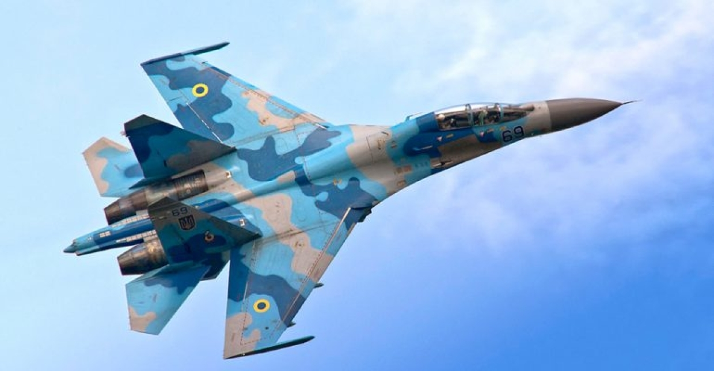 На Украине опубликовали данные о погибшем при крушении Су-27 пилоте