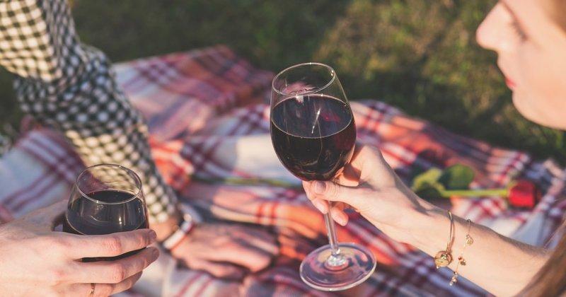 От милой девочки до свиньи меня отделяет всего бокал вина