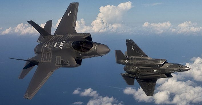 F-35 у порога Путина. США мо…