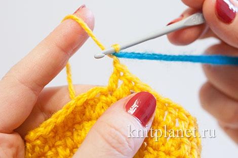 Вязание носков крючком видео-уроки 5