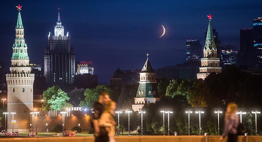 РФ может построить базу на Луне в 2030 году
