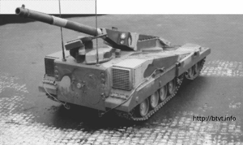 Миф о создании в СССР самого мощного в мире танка