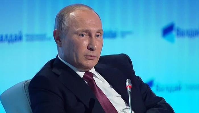 Россия занимает выжидательну…