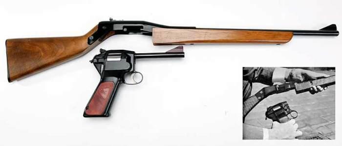 Оружие, опередившее свое время, но оказавшееся ненужным
