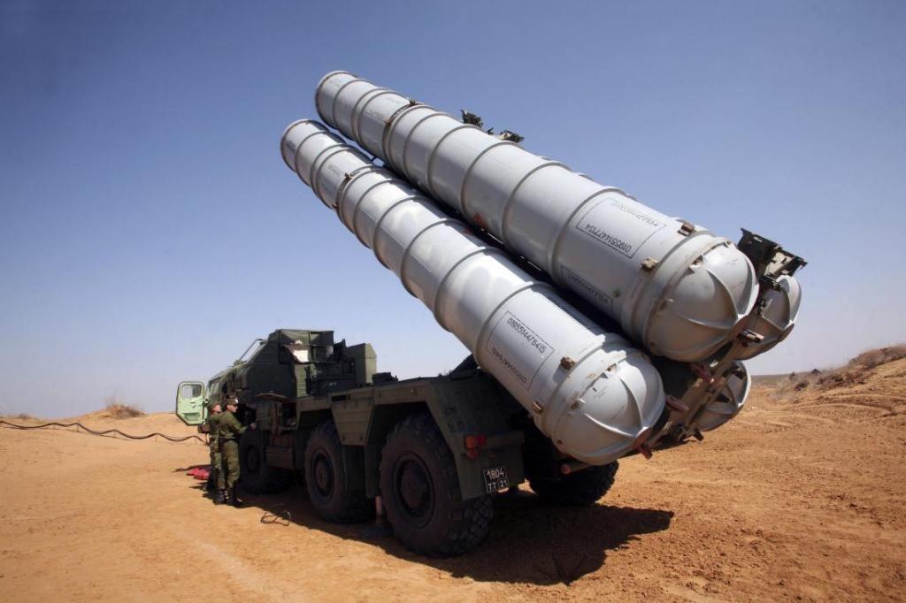 Израиль: сирийский С-300 мож…