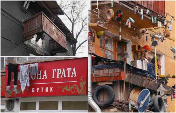 Романтика дворов, или Отечественные балконы с их особым «шармом»