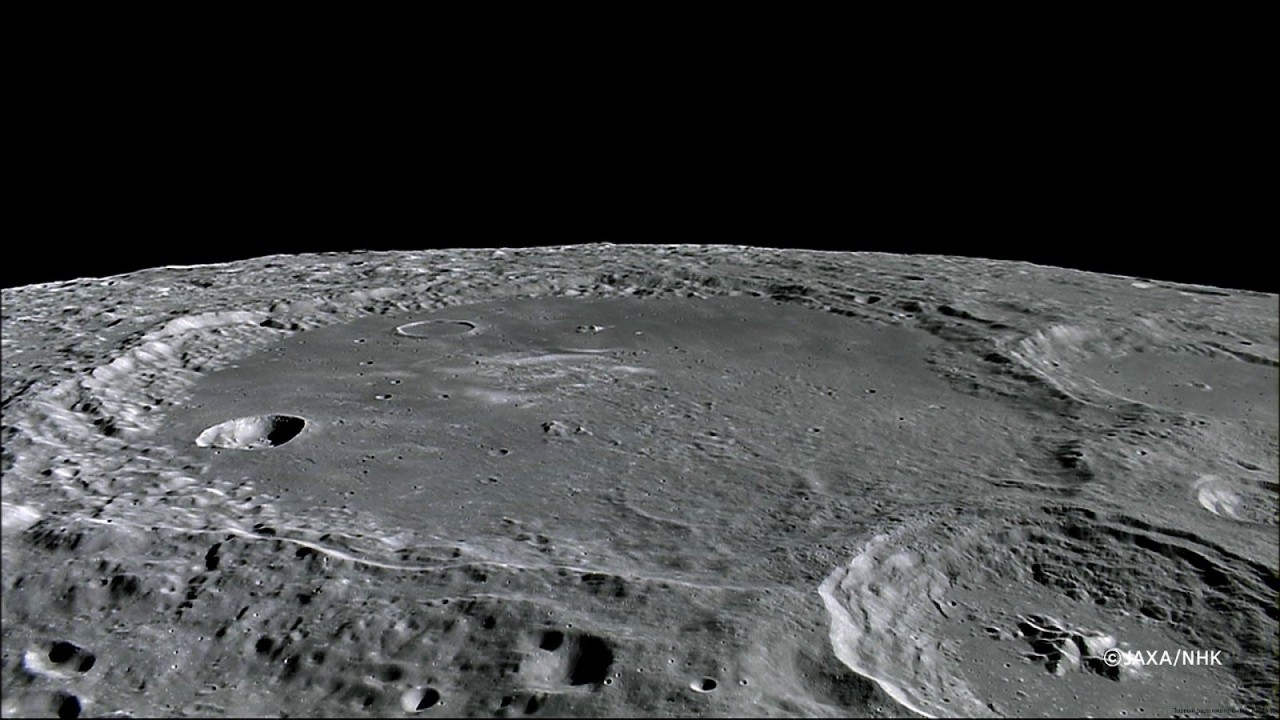 На Луне существовала жизнь