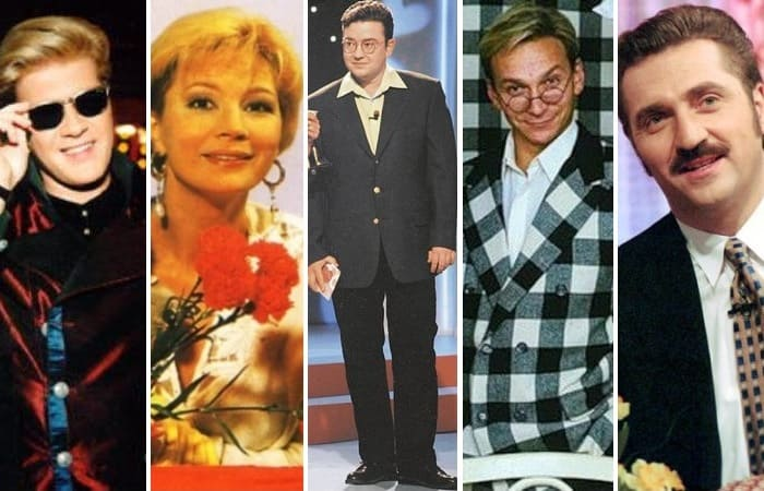 Легенды 1990-х: Как сложилис…