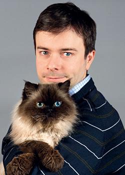 Кошка с характером.Как найти общий язык со своим питомцем?
