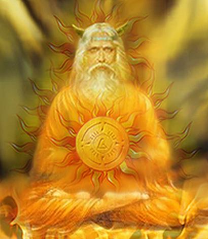 Славянский Бог Вышень — почитание, день Бога Вышеня