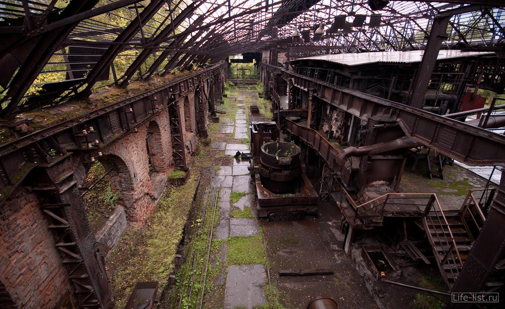 промышленный туризм история за рубежом