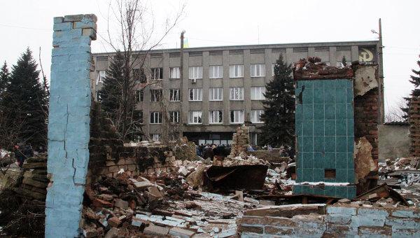 ДНР: под видом эвакуации из Дебальцево выехали украинские силовики