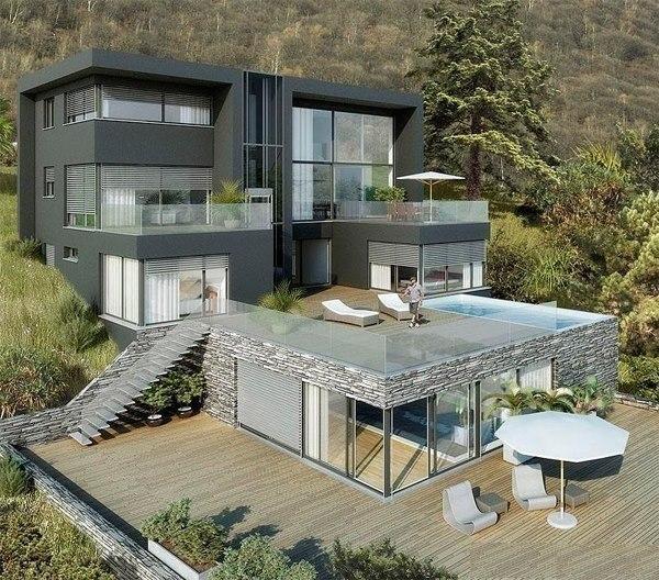 Самый дорогой дом в мире построен из метеоритов, костей тираннозавра и 200т. золота