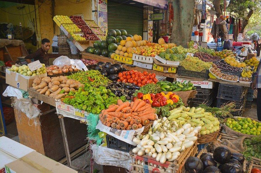 Настоящий арабский рынок «для своих»