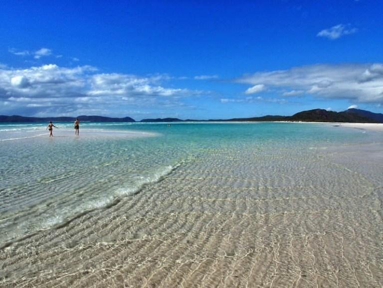 10 нетронутых пляжей Австралии.