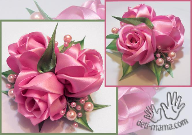Бутонные розы