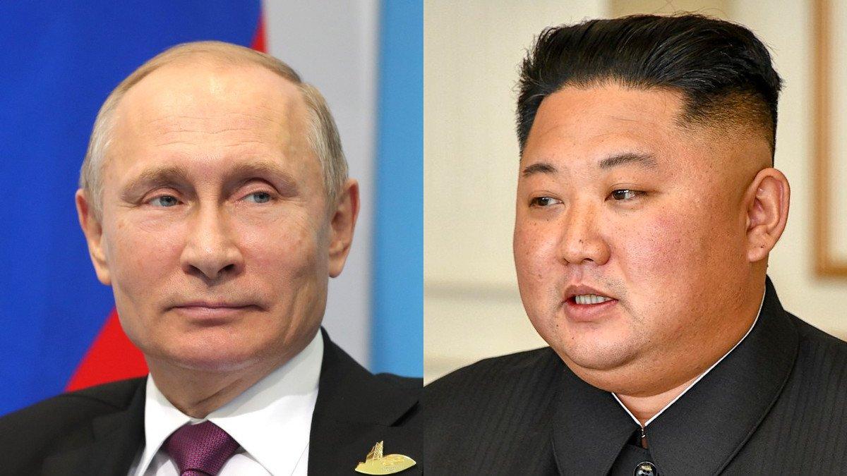 Владимир Путин и Ким Чен Ын могут встретиться 25 апреля на острове Русский