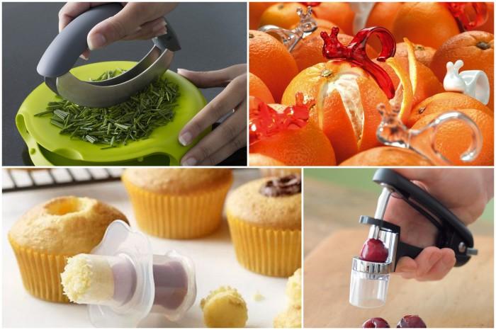 20 необычных кухонных приспособлений, сильно облегчающих процесс готовки