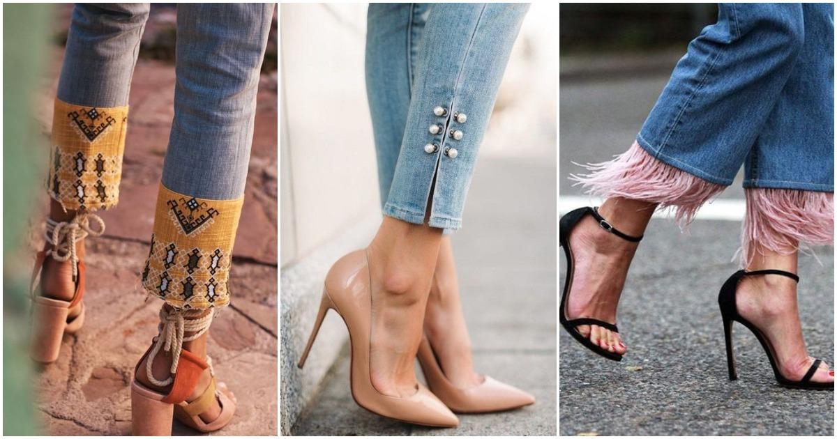 Дойти до края: детали, меняющие стиль джинсов