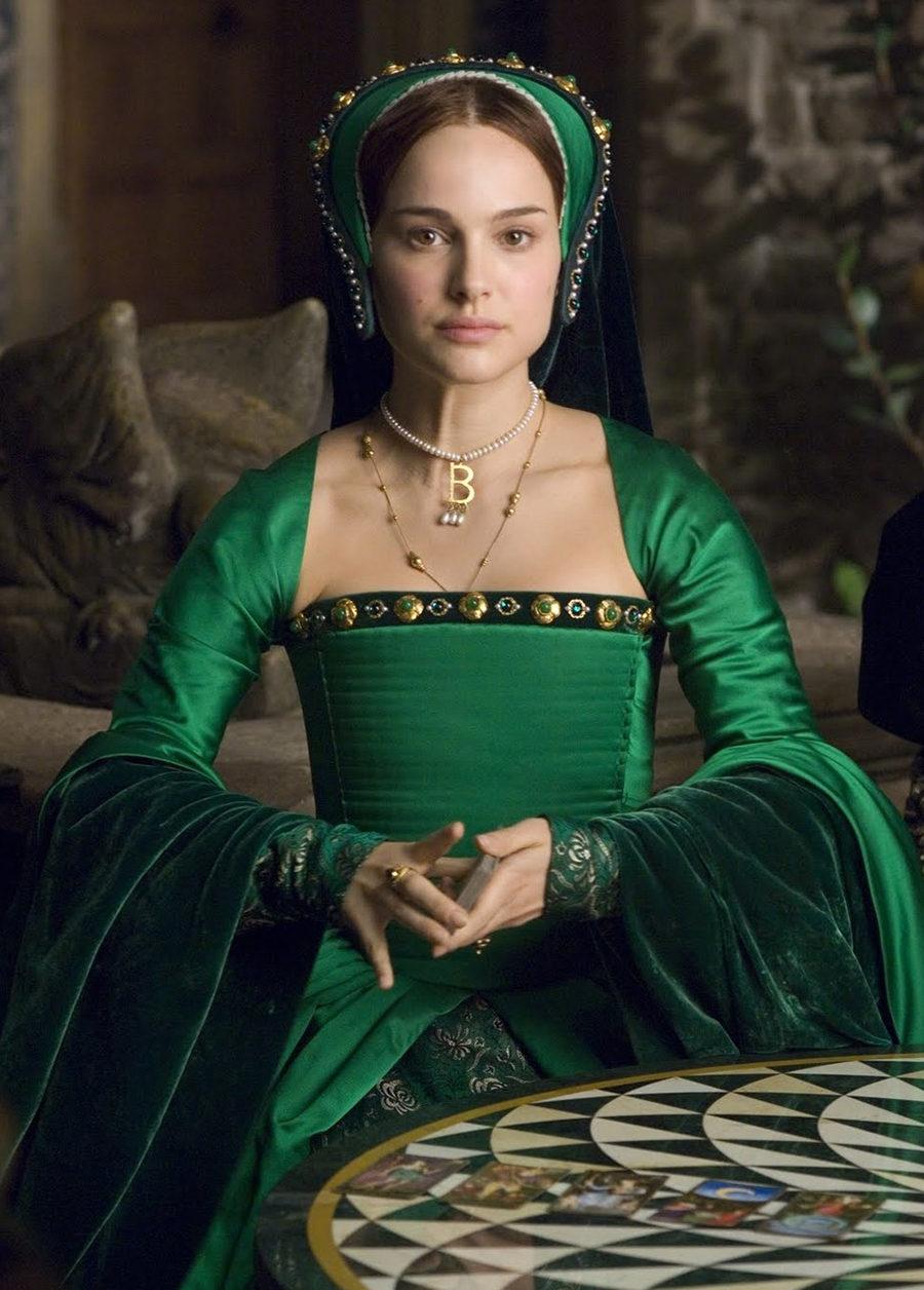 Знаменитые зеленые платья из фильмов