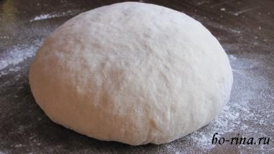 Тесто на кефире