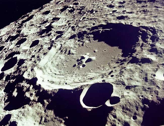 Лунная парковка