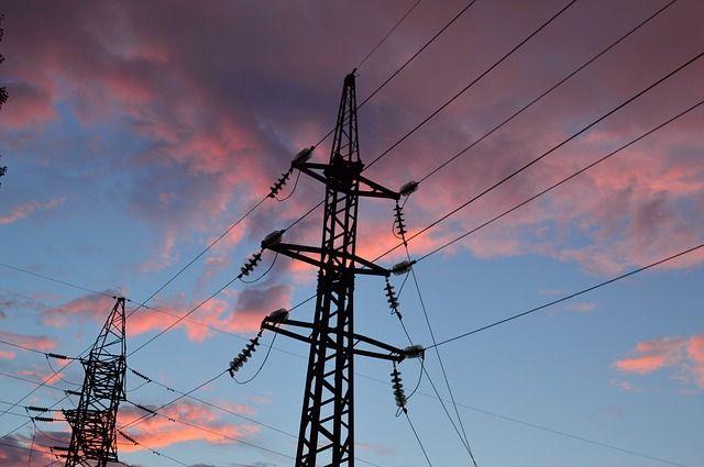 Часть западного Крыма осталась без электричества