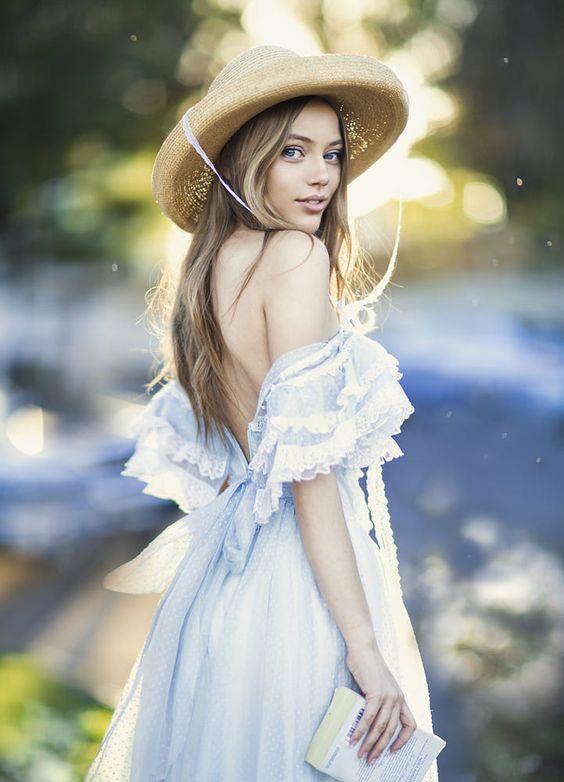 Притчи о женщине и красивые фотографии девушек