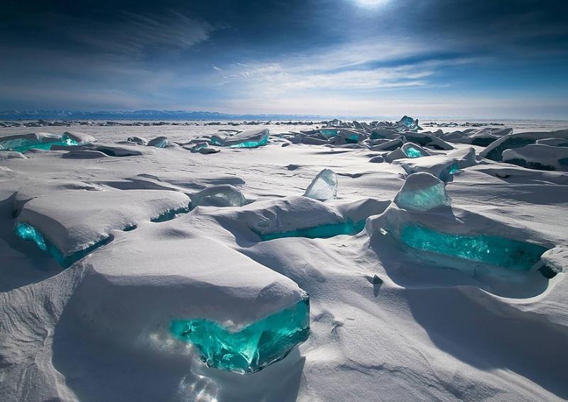 55 «ледяных» фото, которые доказывают, что природа — лучший художник!