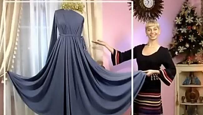 ШЬЕМ, ШЬЁМ, ШЬЁМ... Платье к Новому году
