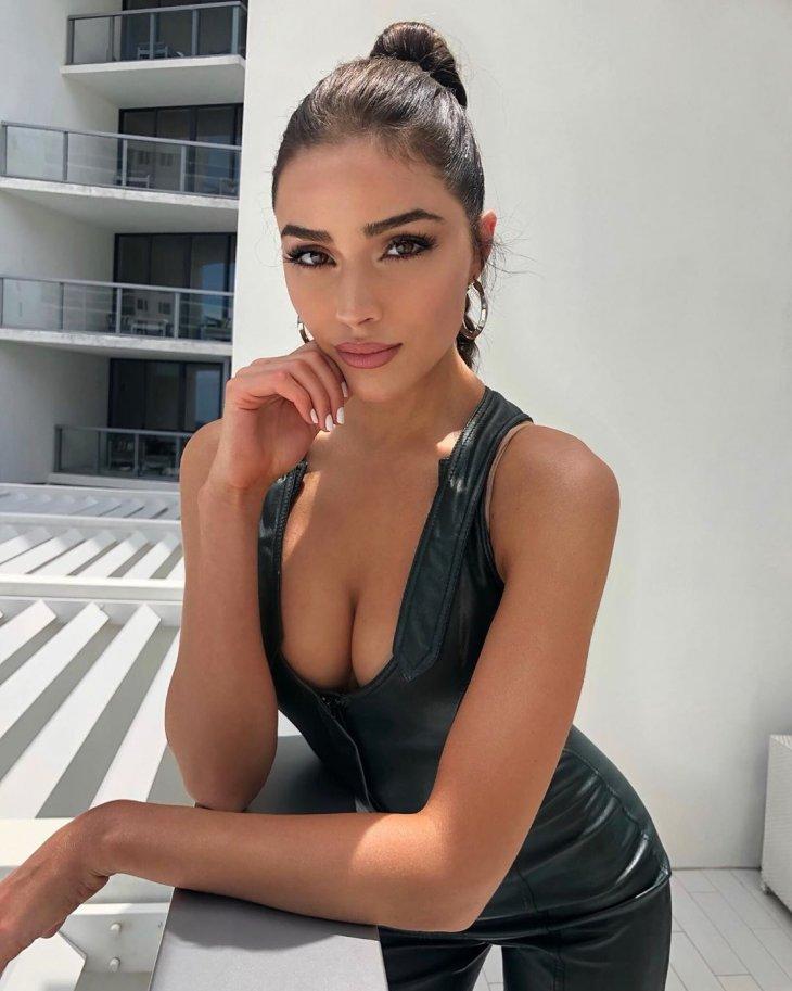 Оливия Калпо — самая желанная женщина в мире в 2019 году, по мнению журнала Maxim