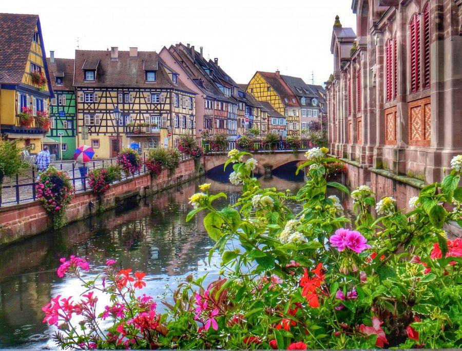 terraoko 2014 121788 1 Кольмар   самый очаровательный город во Франции.