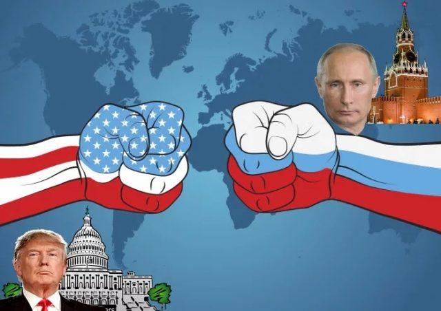 Путин: «мракобесие» в США до…