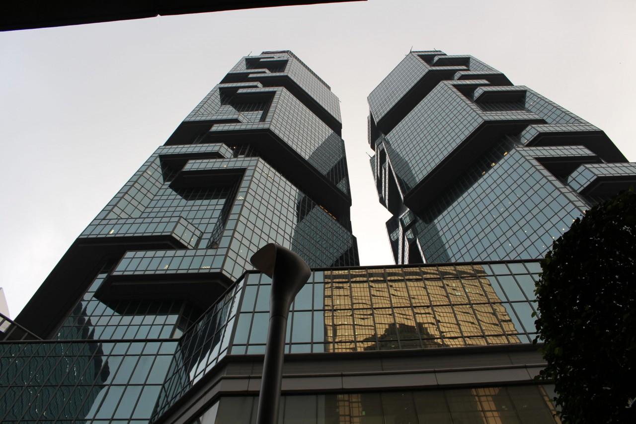 Первое впечатление. Гонконг