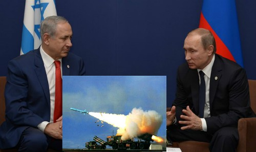 Arutz Sheva: Израиль устанавливает красную линию для России