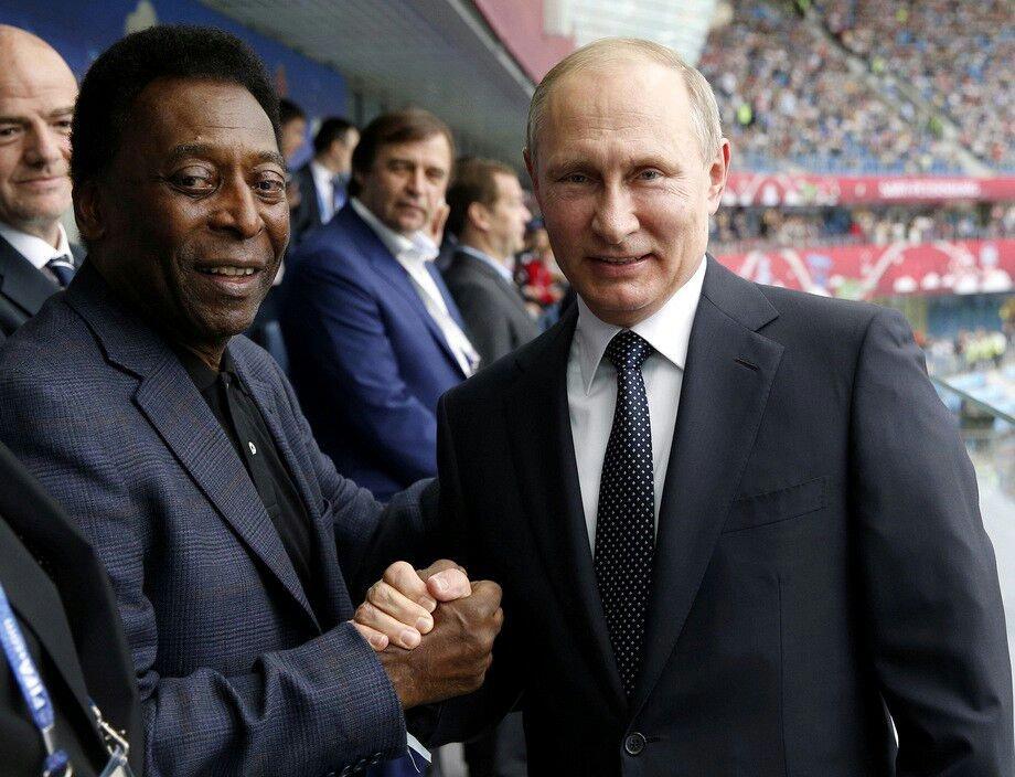 Зачем России Чемпионат мира по футболу