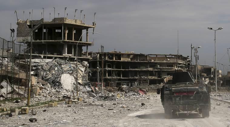 Массовые убийства в Ираке.
