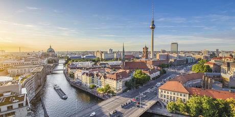 ПО ГОРОДАМ И СТРАНАМ. Берлин