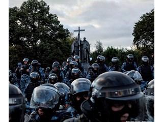 Удар по животу. Как рождается фабрика «невинных» жертв полиции Москвы