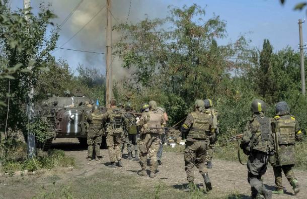 Украинские военные похвастались захватом крупной территории на Донбассе