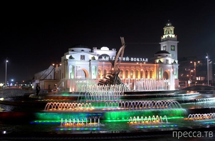 Самые красивые вокзалы России