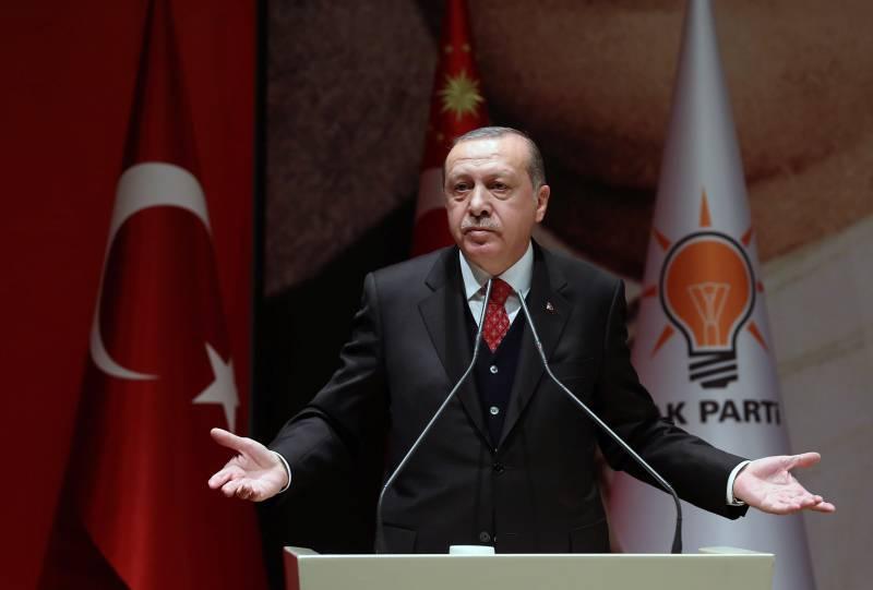 Эрдоган: провокация на учении НАТО оскорбила весь турецкий народ